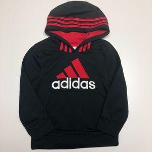 Adidas Boys Size 5 Hoodie